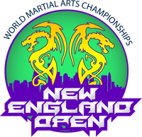 The New England Open Logo